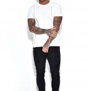 cortez t-shirt white
